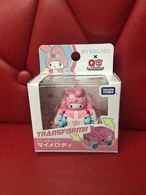 Sanrio: My Melody x Transformer Takara Tomy (TM)
