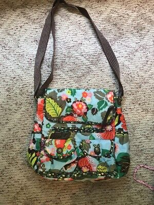 Oilily Messenger Bag used, in great condition