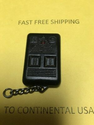 K-9 H5LAL789D keyless remote alarm control starter clicker transmitter fob red