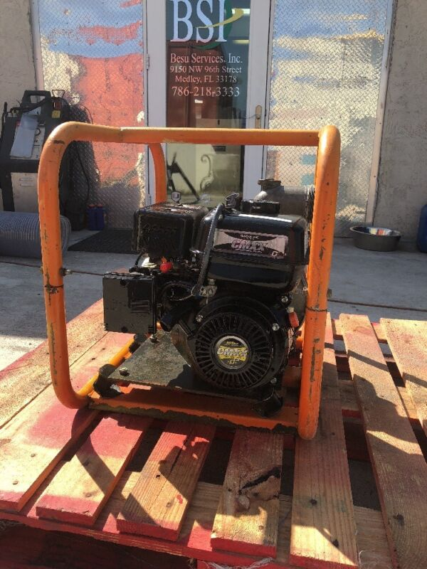 "Trash Pump 3"" CMXX Pump Commercial Series 208cc"