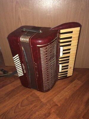 Akkordeon aus den 50ern Cantulia Senorita Defekt Nr 3216