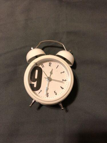 """Cute Alarm Desk Clock 5"""" Home or Office Decor IKEA"""