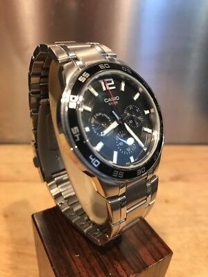 Casio Enticer MTP-1300 Gents Watch for sale  United Kingdom