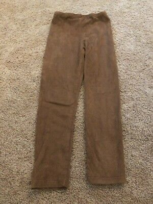 Just Ride Girls Brown Supersoft Legging Pants Size 4 - Girls Brown Leggings