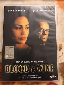DVD - Jennifer Lopez - Jack Nicholson - Blood & Wine - Il Club del DVD n° 31 - Italia - DVD - Jennifer Lopez - Jack Nicholson - Blood & Wine - Il Club del DVD n° 31 - Italia