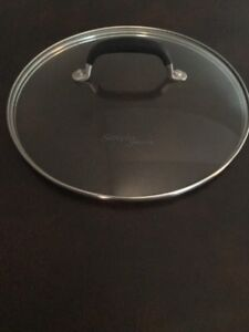 Simply Calphalon 8 Qt Glass Replacement Lid.