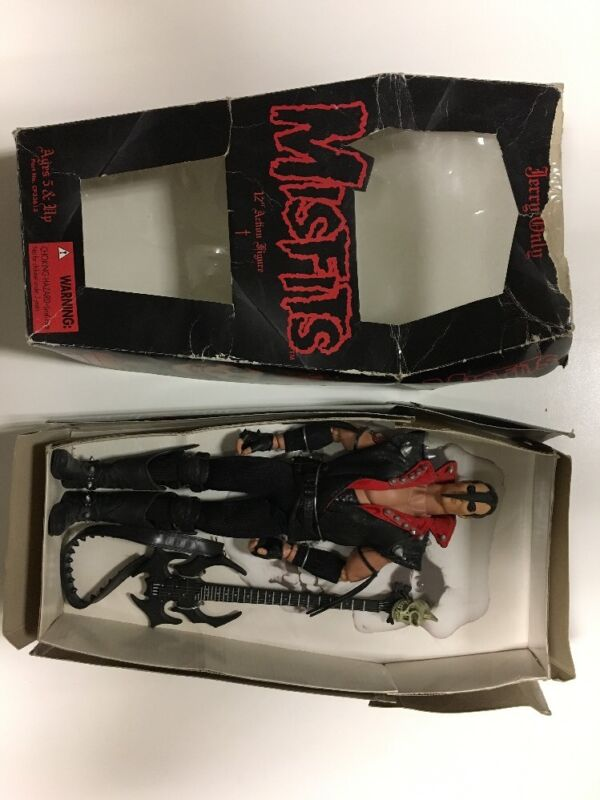 """Misfits Jerry Only 12"""" Action Figure"""