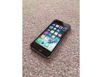 Apple iPhone 5s - 16GB Black & Grey ~ Unlocked to Any Network or Sim Provider