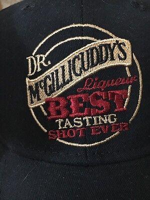 NWOT Dr. McGillicuddy's Liqueur Best Tasting Shot Ever Liquor Beer Baseball (Best Tasting Beer Ever)