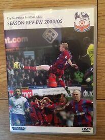 Crystal Palace FC - 2004/2005 Season Review DVD