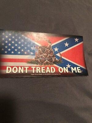 Gadsden Flag Sticker (Gadsden Flag )