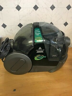 BISSELL Big Green Complete 7700 Canister Vacuum Cleaner used once