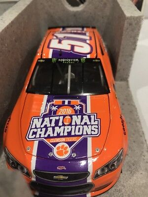 - 2017 Clemson Football BCS National  Champions Cody Ware