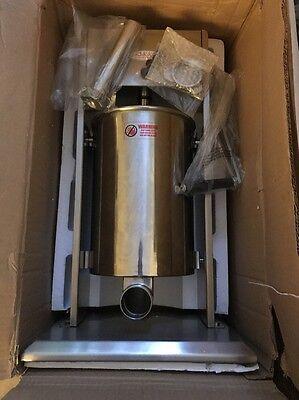 Sausage Maker Stuffer Vertical Stainless Steel 12l Meat Fillers Sv-12