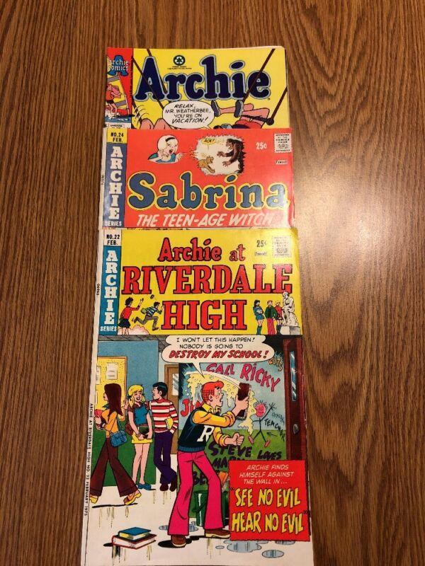 Archie Comic Lot