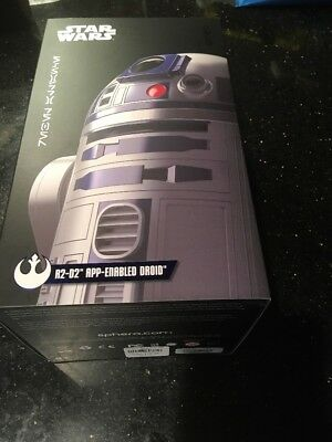 R2 D2 Droid App Enabled Sphero Star Wars The Last Jedi New Sealed
