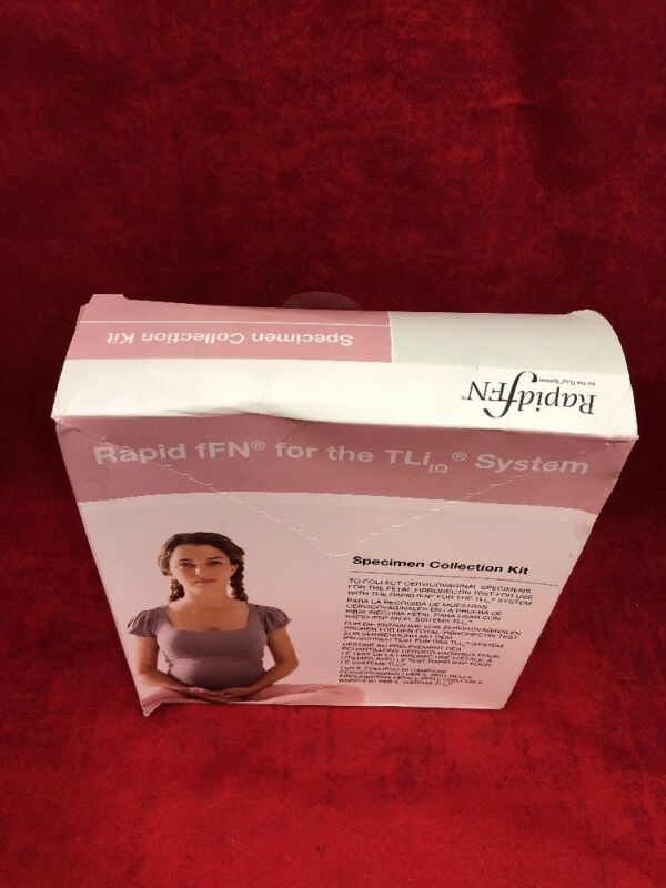 Hologic Rapid Ffn Specimen Collection Kit 71738-001 For Tli Iq System 25 In Box