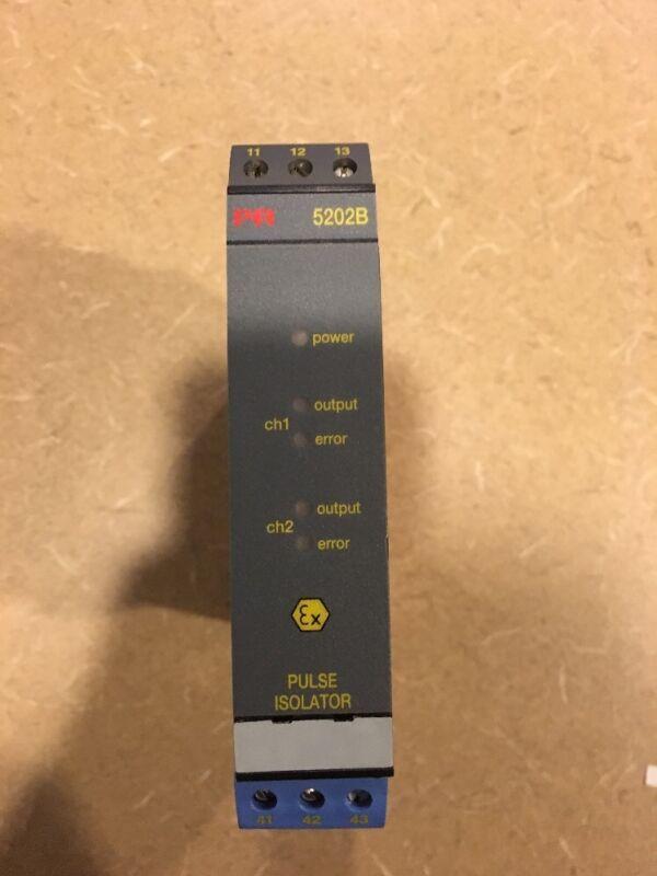 PR ELECTRONICS 5202B ,PULSE ISOLATOR Data Acquisition Module