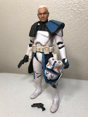 Hasbro Captain Rex  59 Clone Wars Star Wars The Black Series 6In