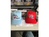 Full Tilt Poker Flexfit Hat L//XL 2 Hats