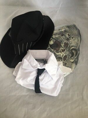 Zombie Gangster Costume Accessories - Gangster Accessories