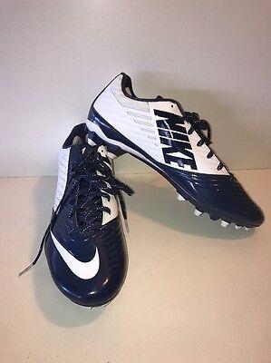 bbba837d8f22 New Nike Vapor Speed Low TD Men s Size 13 White Navy 643152-114