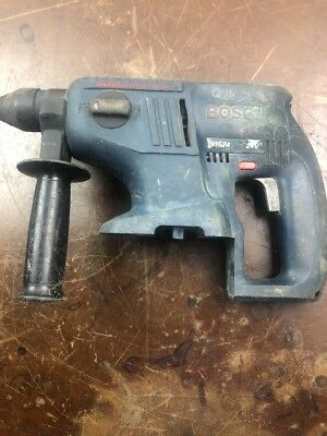 Bosch Genuine Oem 11524 24v Cordless 34 Rotary Hammer Drill Sds Plus-----vhb2