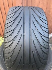 275/35/18 NANKANG ULTRA SPORT NS-II TYRE 5.0 Mm Tread 18 inch part worn