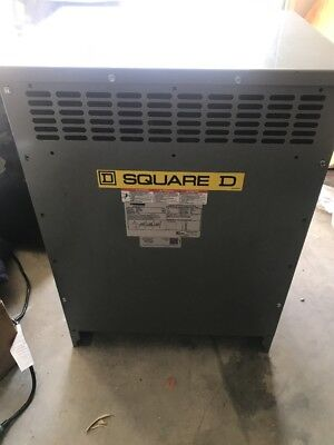 Square D Ex30t3h Energy Eficient Low Voltage Distribution Transformer Dry Type