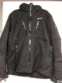 Mens Nevica Winter Ski Jacket Coat Large