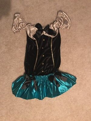Leg Avenue Sexy Mad Hatter Tea Party Hostess Costume Alice In Wonderland  - Tea Party Hostess Kostüm