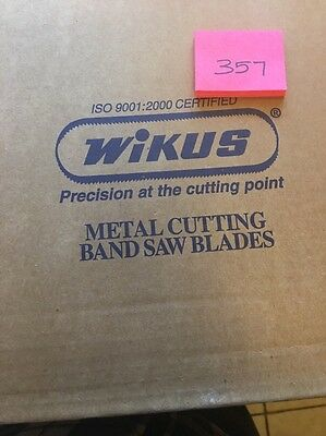 2pcs Bi Metal Band Saw Blade .035 X 1 116 X 12 58pitch 2pcs Wikus