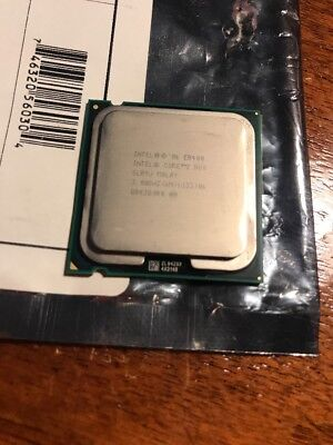 Intel '06 Core 2 Duo vPro E8400 @ 3.0GHz SLB9J Malay Socket -