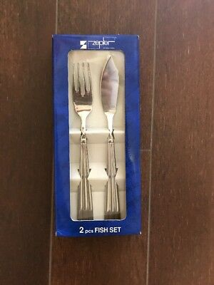 BRAND NEW Zepter Fish Set Prompt Shipping, used for sale  Mountain View