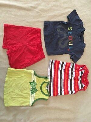 Boys Daily Tea Collection (Daily Tea Collection Circo Lot 2T 18-24 Months Boys)