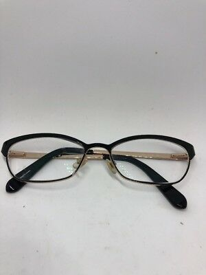 Kate Spade New York Leticia EYEGLASSES FRAMES 52-16-135 Gold Dot Cat Eye