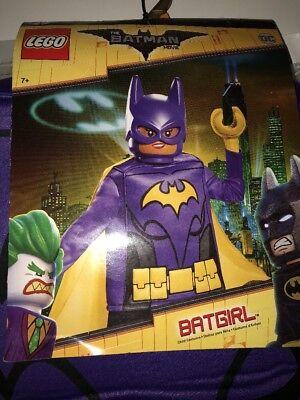 Batgirl Lego Classic Child Costume DC Comics Batman Size 8-10 Medium New](Batgirl Classic Costume)