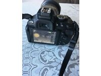 Nikon D D5100 16.2MP Digital SLR Camera - Black (with 18-200mm lens)