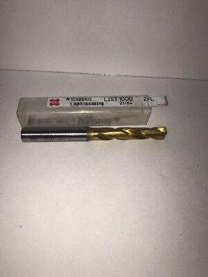 2164 Exgds Stub Drill Ex-gold Drill Osg 10328105