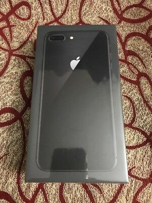 Apple iPhone 8 Plus  64GB  Gap Gray (Boost Mobile) A1864 Brand New Sealed