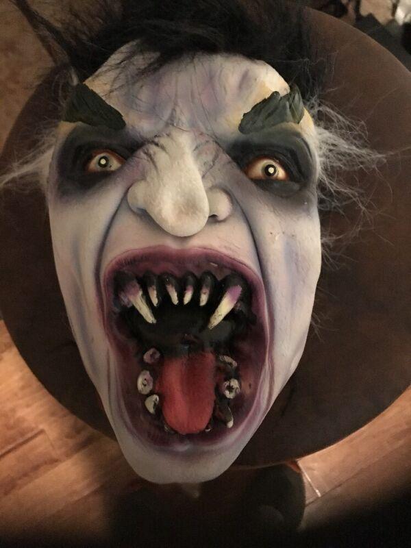 Vampire Head Halloween
