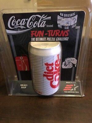 Coca Cola Fun Turns Puzzle Challenge