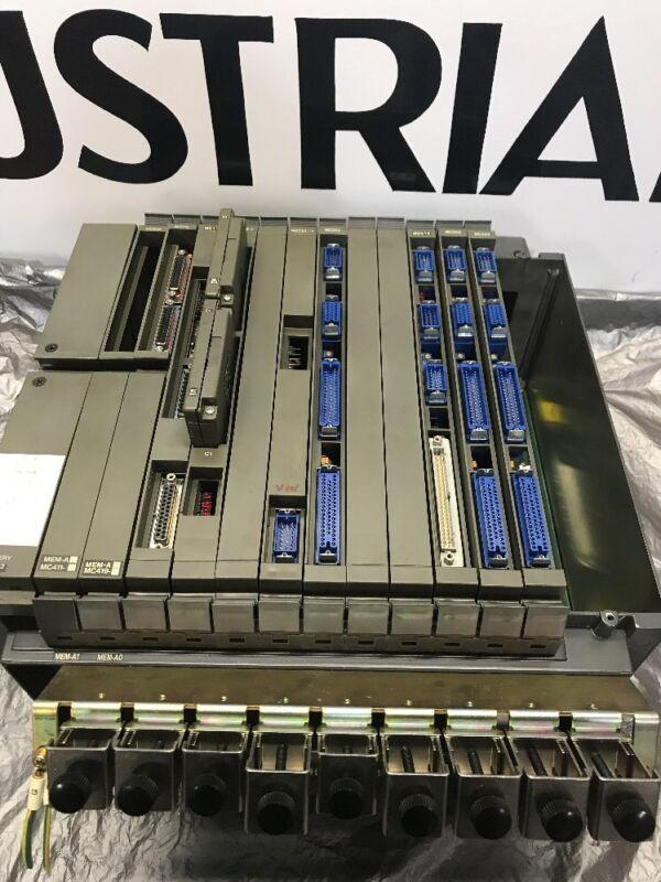 MITSUBISHI FCA335L3N-1 NUMERICAL CONTROL SYSTEM Mazak Cpu Board Set