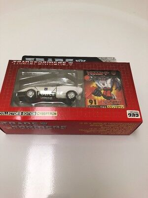 Takara Transformers G1 Ehobby Exclusive CLAMP DOWN 91 MISB Sealed New