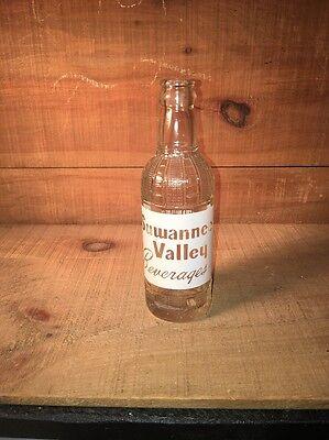 Vintage Suwannee Valley Beverages Soda Bottle Trenton FL 8 Oz. 1957 Coca Cola