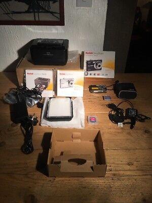 Kodak EASYSHARE G610 printer Dock + Camera M853
