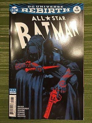 ALL STAR BATMAN #10 1ST PRINCESS VIK COVER C VARIANT NM CHU Black Friday