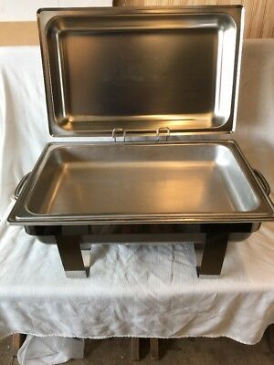 Polor Ware Professional Stainless Steel Chafing Dish Bbr