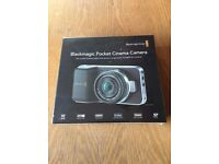 BRAND NEW Blackmagic Pocket Cinema Camera