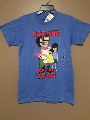 Men's Father's Day Gift Bob's Burgers Tee T Shirt Size Small S](Bobs Burgers Gifts)